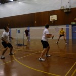 Abersychan badminton club